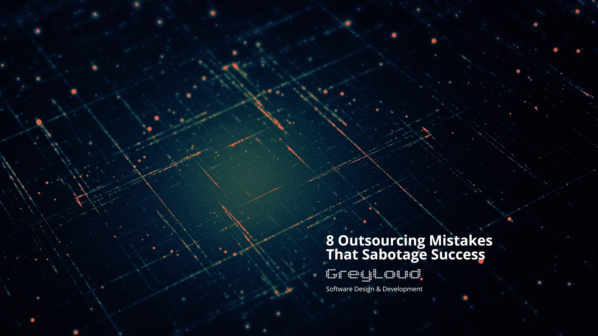 Outsourcing Mistakes
